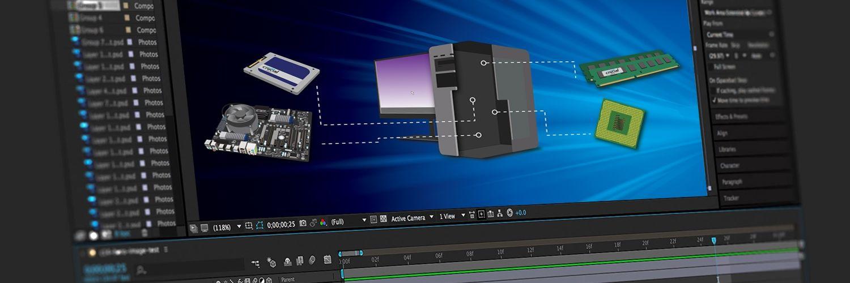 Come eseguire più rapidamente Adobe After Effects