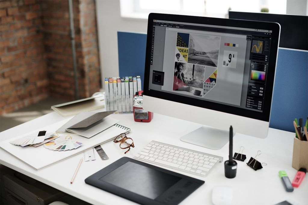 Un computer per graphic design