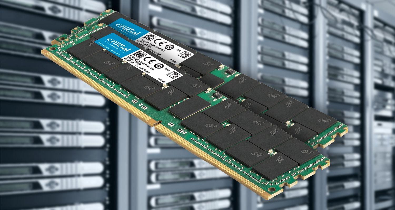 Server e memoria per server Crucial