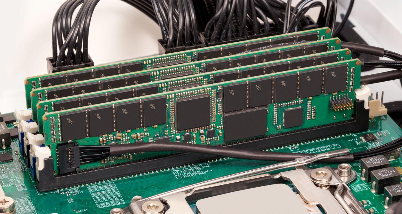 Ram per server Crucial