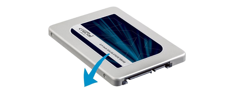 Unità SSD Crucial