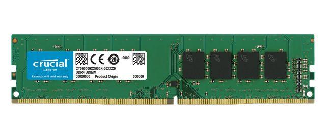 Memoria Crucial (RAM)